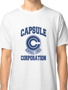 Dragon Ball Capsule corp. Classic T-Shirt