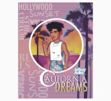California Dreams  Baby Tee