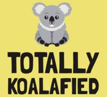 Totally Koalafied Kids Clothes