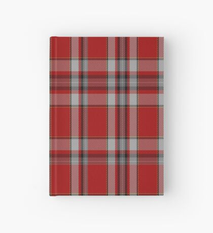 02487 Drummond of Perth Dress Clan/Family Tartan  Hardcover Journal