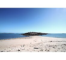 Toll's Island Photographic Print