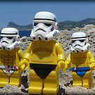 Stormtroopers Holiday 2 by minifignick