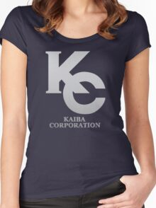 Kaiba Corp Women's Fitted Scoop T-Shirt
