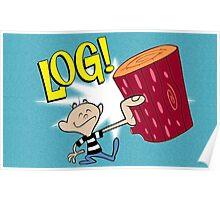 Log! Poster