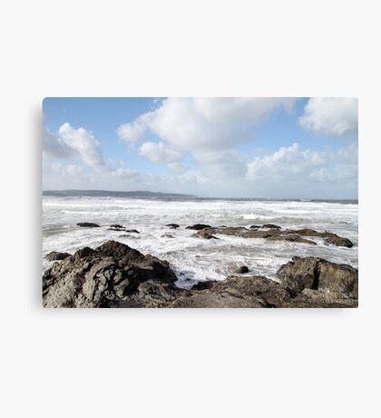 Godrevy Rocks Canvas Print