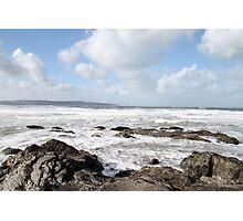 Godrevy Rocks Photographic Print
