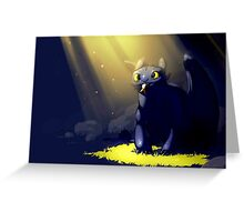 How to Train Your Dragon 07 Greeting Card