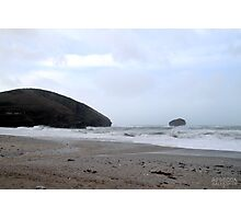 Portreath Photographic Print