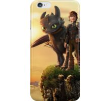 How to Train Your Dragon 09 iPhone Case/Skin