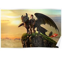 How to Train Your Dragon 09 Poster