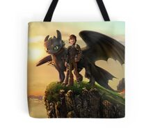 How to Train Your Dragon 09 Tote Bag