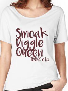 Original Team Arrow Design Women's Relaxed Fit T-Shirt