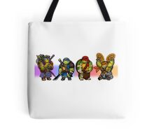 Team Chibi Tote Bag
