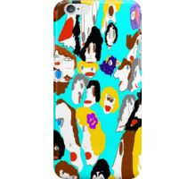 Crowd at the Premier, am I dreaming? iPhone Case/Skin
