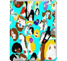 Crowd at the Premier, am I dreaming? iPad Case/Skin