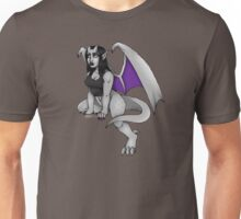 Gargoyle Babe Unisex T-Shirt
