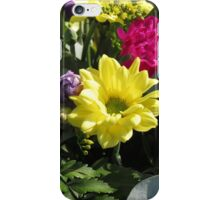 The Solace of Flowers iPhone Case/Skin