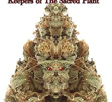 Keepers of The Sacred Plant - KOTSP Queen Kush by irishfisherman2