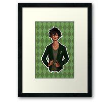 Albus Severus Potter Framed Print