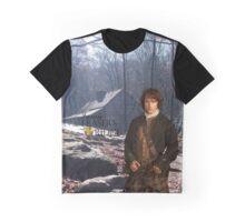 Outlander/Jamie Fraser on Fraser's Ridge Graphic T-Shirt