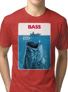 GONNA NEED A BIGGER BOAT Tri-blend T-Shirt