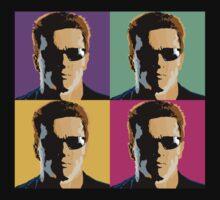 Arnie Pop by SimplyMrHill
