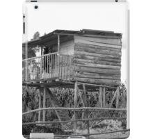 House on Stilts iPad Case/Skin