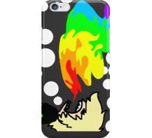 Breathe the Rainbow.  iPhone Case/Skin