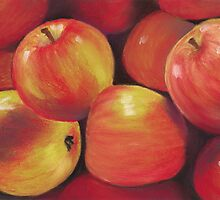 Honeycrisp Apples by Anastasiya Malakhova