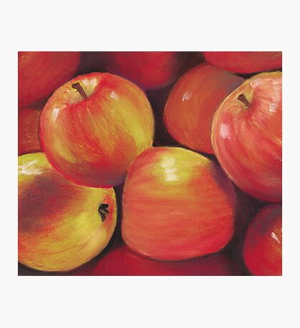 Honeycrisp Apples Photographic Print