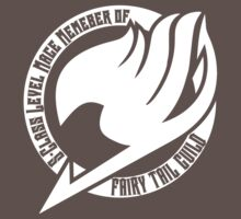 Fairy Tail Guild Member (White) by PixelStampede
