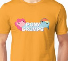 Pony Grumps T-Shirt Unisex T-Shirt