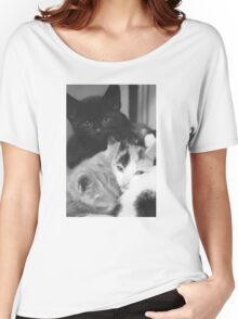 Pile of Kittens (Clothing Products) Women's Relaxed Fit T-Shirt
