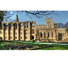 Dunfermline Abbey Photographic Print