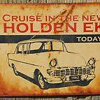 The New Holden EK by GailD