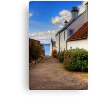 Looking down Ramsay Lane Canvas Print