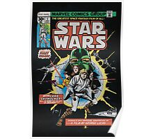 STAR WARS COMIC Poster