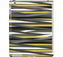 Women's Graphic T-Shirt Dress Paper Stripes iPad Case/Skin