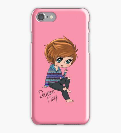 Chibi Damon Fizzy iPhone Case/Skin
