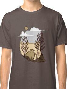 Cute Simple Bear in the Forest  Classic T-Shirt