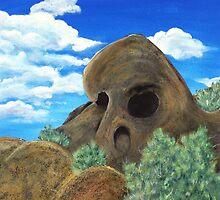Skull Rock by Anastasiya Malakhova