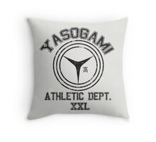 Yasogami Athletics Throw Pillow