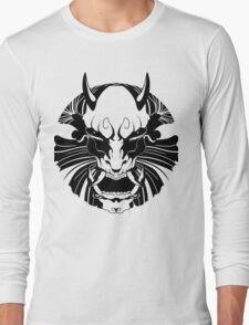 Oni mask  Long Sleeve T-Shirt