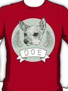 Green Doe T-Shirt
