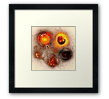 The Whole Cycle Framed Print