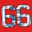 Three Lions '66 by everyplate