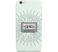 I made you a mix tape. iPhone Case/Skin