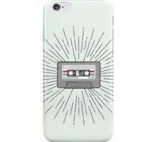 I made you a mix tape. iPhone Case/Skin