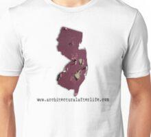 New Jersey Urbex Unisex T-Shirt