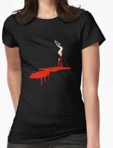 Dario Argento's Suspiria Womens Fitted T-Shirt